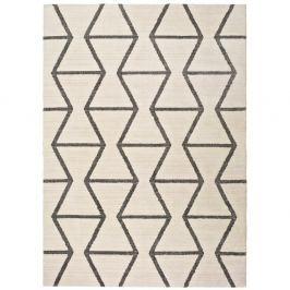 Krémově bílý koberec Universal Diwali, 160 x 230 cm