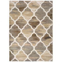 Hnědý koberec Universal Pebble, 160x230cm