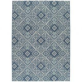 Koberec Universal Slate Historico Azul, 80x150cm