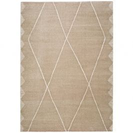 Béžový koberec Universal Tanum Duro Beig, 160 x 230 cm