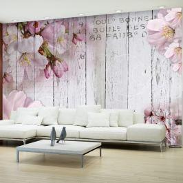 Velkoformátová tapeta Bimago Apple Blossoms, 300x210cm