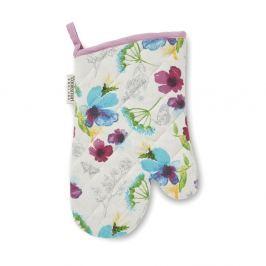 Kuchyňská chňapka s příměsí bavlny Cooksmart ® Chatsworth Florals