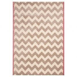 Dětský hnědý koberec Zala Living Vini,120x170cm