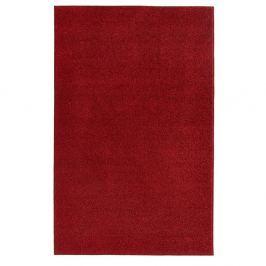 Červený koberec Hanse Home Pure, 140x200cm
