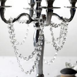 Girlanda Neviti Crystal Clear