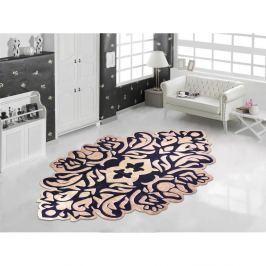 Odolný koberec Vitaus Zindaya Siyahvarak, 80 x 120 cm