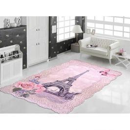 Odolný koberec Vitaus Kamio Pembe, 80 x 150 cm
