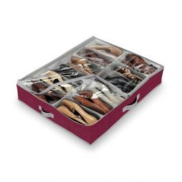 Vínový organizér na 12 párů obuvi Domopak Flair