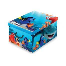 Úložný box s rukojeťmi Domopak Living Finding Dory