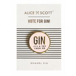 Odznak Portico Designs Gin