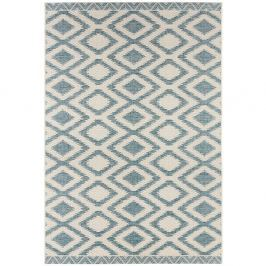 Modrošedý koberec vhodný i na ven Bougari Kalora, 160x230cm