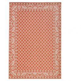 Koberec v terakotové barvě vhodný i na ven Bougari Royal, 115x165cm