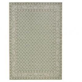 Zelený koberec vhodný i na ven Bougari Botany, 115x165cm