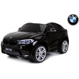 BMW X6 M lakované černé