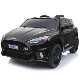 Ford Focus RS - černý lak