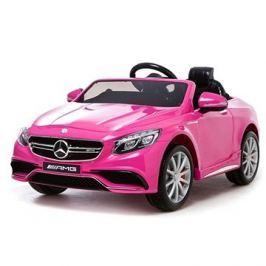 Mercedes-Benz S63 AMG růžový