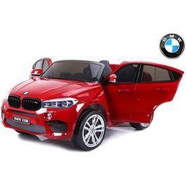 BMW X6 M lakované červené