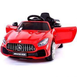 Mercedes-Benz GTR červené