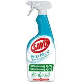 SAVO Bez Chloru Víceúčelový sprej 700 ml