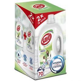 SAVO Barevné i bílé prádlo 2× 3,5 l (140 praní)