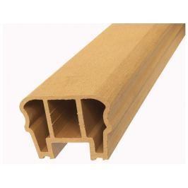 WPC zábradlové madlo Nextwood, olše • 86x62x2000 mm