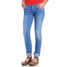 Mustang Dámské džíny Gina Skinny 3588_5403_ss15 modrá
