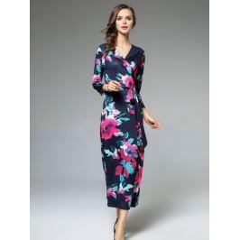 Kaimilan Dámské šaty QC636 9461 Multicolor Floral print