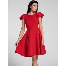 Naoko Dámské šaty AT179_RED