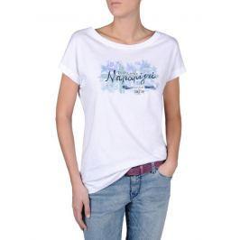 Napapijri Dámské tričko SAMBADA FANTASY CROSS
