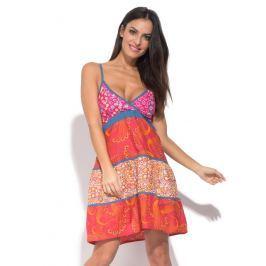 Rainbow Chic Dámské šaty 6964 - RL107 MIXED