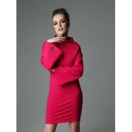 MDNZZ Dámské šaty MAD363_FUCHSIA
