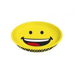 ZAK! designs - Smiley kulatý podnos O 33 x 4 cm, plech (6727-002)