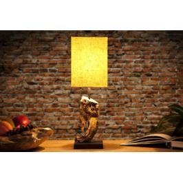 Masiv24 - Stolní lampa CYGNUS - béžová