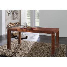 Masiv24 - Koloniální jídelní stůl 200x100 masivní akátové dřevo CUBUS CAMBRIDGE