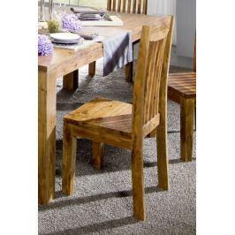 Masiv24 - KOLINS židle akát, medová