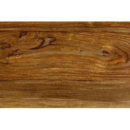 Masiv24 - BARON Sheesham vzor, masivní palisandrové dřevo