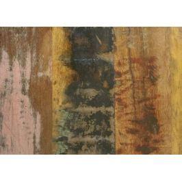 Masiv24 - COLORES Vzor, lakované staré indické drevo