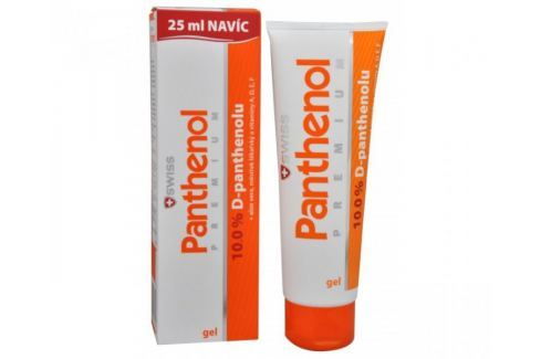 Simply you Panthenol 10% Swiss PREMIUM - gel 100 ml + 25 ml ZDARMA Slunce