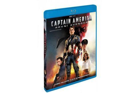Captain America: První Avenger   - Blu-ray Akční