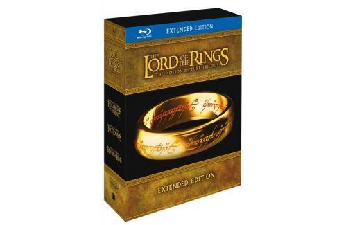 Pán prstenů - Komplet trilogie (Rozšířená speciální edice 6BD+9DVD bonus)   - Blu-ray Fantasy