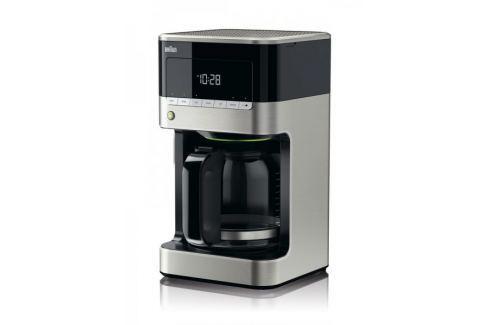 Braun KF 7120 Espressa, kávovary