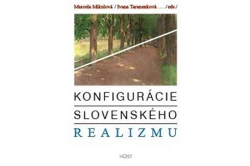 Konfigurácie slovenského realizmu Slovníky, učebnice