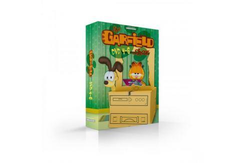 Garfield: kolekce 4-6 (3 DVD) - DVD Dětské