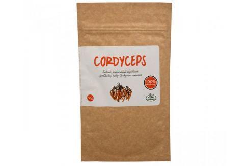 Good Nature Cordyceps sinensis 50 g čisté mycélium v prášku Dolní cesty dýchací