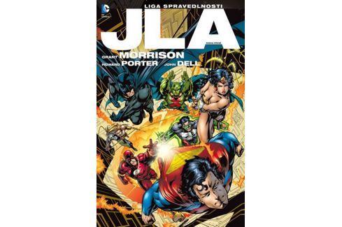 Morrison Grant, Porter Howard: JLA 1 – Liga spravedlnosti Komiksy