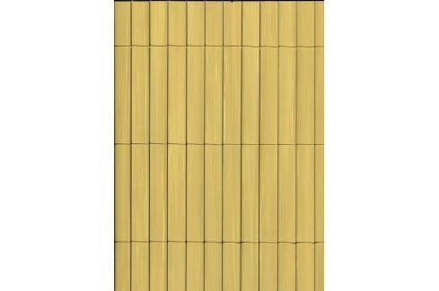 TENAX SPA umělý rákos NILO 1m x 3m, přírodní barva Zastínění oplocení