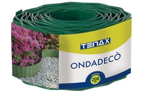 TENAX SPA Ohraničení záhonu ONDADECO (17cm x 10m) Zahradní palisády