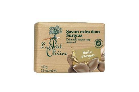 Le Petit Olivier Extra jemné mýdlo Arganový olej (Extra Mild Surgras Soap) 100 g Mýdla