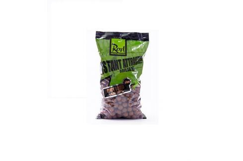 ROD HUTCHINSON Boilies Instant Attractor Spicy Squid&Black Pepper 1 kg, 14 mm Boilies