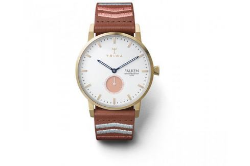 Triwa FALKEN Brown Emroidered Classic TW-FAST113-CL070213 Hodinky